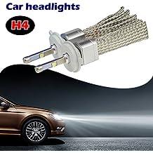 sweon 2pcs 80W h4per auto 6000K auto lampadine Kit di conversione fari LED CREE XHP-504800LM H1H3H7H11H1390049005900690079012