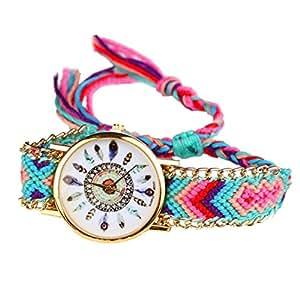 handlife montre bracelet de femmes joli design nouvelle. Black Bedroom Furniture Sets. Home Design Ideas