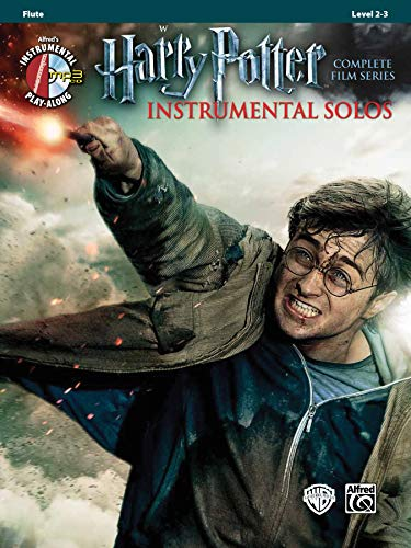 Harry Potter Instrumental Solos: Flute (Book & CD) (Alfred's Harry Potter Instrumental Solos)