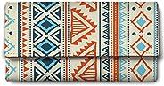 ShopMantra Canvas Vector Tribal Ethnic Pattern Multicolour Women's Wa