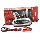 FOXSUR 12V 800mA Motorrad & 3.6A Autobatterie-Ladegerät