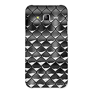 Delighted Cage Snow Back Case Cover for Samsung Galaxy J5