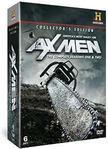 Ax Men Season 1 and Season 2 Collector's Edition [DVD]