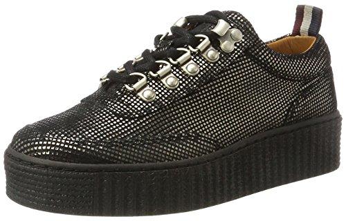 Tommy Jeans K1385elly 1z, Sneakers Basses Femme