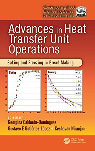 Advances in Heat Transfer Unit Operations: Baking and Freezing in Bread Making (Contemporary Food Engineering Book 40) (English Edition) -