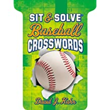 Baseball Crosswords (Sit & Solve)