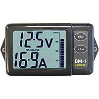 Nasa Marine bm-compact batería monitor 12VDC–Gris