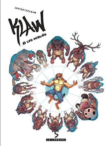 Klaw - tome 6 - Les Oubliés par OZANAM