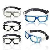 Bazaar Basket lunettes vélo de football lunettes de sport lunettes lunettes de protection de la sécurité des yeux