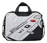 MySleeveDesign Borsa con tracolla per notebook e pc portatili 13,3 pollici / 14 pollici / 15,6 pollici / 17,3 pollici - DIVERSE FANTASIE - Camera [17]