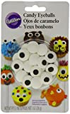 Wilton Large Candy Edible Eyeballs, 25g (0.88oz)