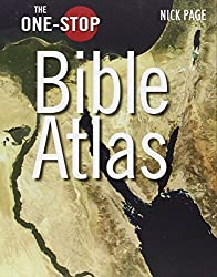 The One-Stop Bible Atlas (One-Stop series) by Nick Page (2014-11-21)