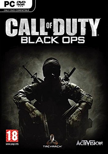 Activision Call of Duty: Black OPS, PC