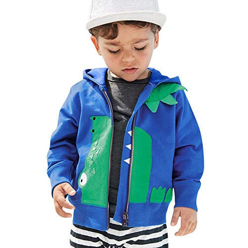 1a8bd85b9 Sunnywill Kids Winter Cartoon Animal Coat Hooded, Kids Baby Winter Cartoon  Animal Coat Hooded Jacket