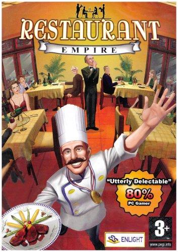 Restaurant Empire (PC) [Importación inglesa]