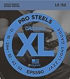 D'Addario EPS590 Set Corde Elettrica Eps Prosteel