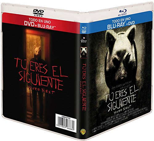 Tú Eres El Siguiente (BD + DVD) [Blu-ray]