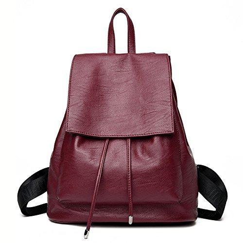 TSLX Nouvelle Dame de sac d'épaule avec nouvelle et Pure couleur sac