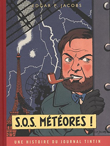 Blake & Mortimer - tome 8 - S.O.S. Météores - Version Journal Tintin