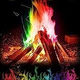 Riotis Mehrfarbenflamme Pulver Flamme