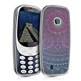 kwmobile TPU Silicone Case for Nokia 3310 3G 2017 / 4G 2018
