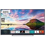 Toshiba 55V6863DA 140 cm (55 Zoll) Fernseher (4K Ultra HD, HDR Dolby Vision, Smart TV, Prime Video, Alexa-ready, Sound by Onkyo, Triple-Tuner)