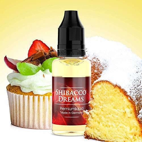 Preisvergleich Produktbild DOOBACCO Liquid Aroma Konzentrat - Liquids für E Zigarette Und Shisha e-Liquid Vape Ohne Nikotin - 10 ml Flasche - Lemon Cake Geschmack