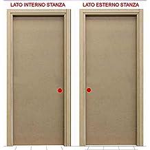 Amazon.it: porta scorrevole interno muro