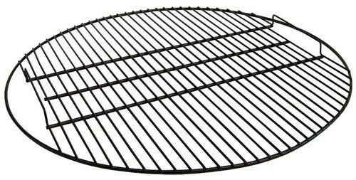 Sunnydaze Noir Fire Pit Grille à rôtir, 19 cm diamètre 24 Inch noir