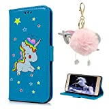 Best Amis iPod Touch 5 Cases - Coque iPod Touch 5 6 Cuir, Kawaii Licorne Review