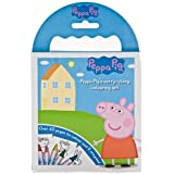 Carry along 'Peppa Pig' Colouring set