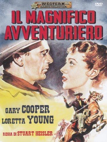 Preisvergleich Produktbild il magnifico avventuriero (western classic collection) dvd Italian Import by gary cooper