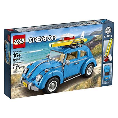 Preisvergleich Produktbild LEGO Creator Expert Volkswagen Beetle 10252 Building Kit by LEGO