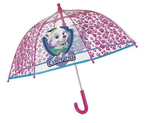 Manuelle Regenschirm 42 cm Kuppel Öffnungs Sicherheit - Paw Patrol - EVEREST