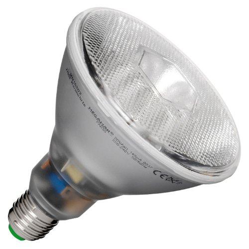 20w Energiesparlampe (Megaman 570135 ESL REFLECTOR P Energiesparlampe 20W E27 230V 827 110G Ip44)