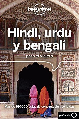 Hindi, urdu y bengalí para el viajero (Guías para conversar Lonely Planet) por AA. VV.