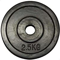 Emfil One (2.5 KG) Weight Tire for Dumbbell or small bar