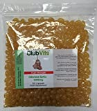 Club Vits - Odourless Garlic 1000mg - 365 Capsules - Grip Seal Bag by Club Vits Ltd