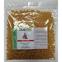 Club Vits - olio aglio inodore 365 pillole - busta
