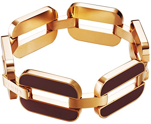 Joop Damen-Armband Pristine Edelstahl rhodiniert Kunststoff