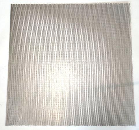 Niro Lochblech Rundlochung 3/0,8 mm