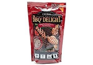 BBQr´s Delight BD-5004 Kirsch Holz Pellets, 450 g