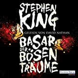 Hörbuch - Stephen King - Basar der bösen Träume