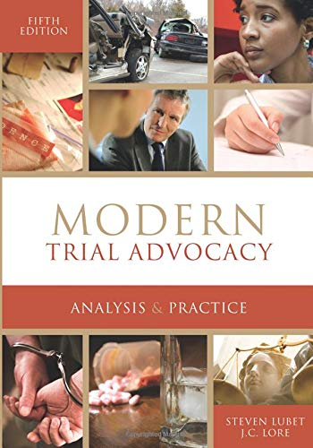 Modern Trial Advocacy (NITA) - Advocacy Nita Trial