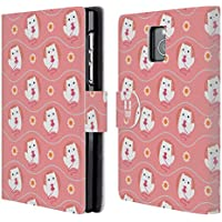 Official One Direction 1D Kitty Cutie Animal Patterns Leather Book