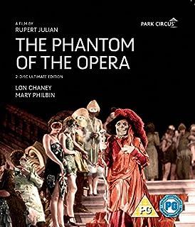 Phantom of the Opera (Ultimate Edition) [Blu-ray] (B005G48Q7Y) | Amazon price tracker / tracking, Amazon price history charts, Amazon price watches, Amazon price drop alerts