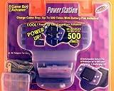 Power Station - Glacier - Game Boy Advance by Intec