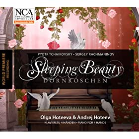The Sleeping Beauty, Op. 66 (arr. S. Rachmaninov for piano 4 hands, compiled by A. Hoteev): Act IV 4 Valses: La Fee des Lilas