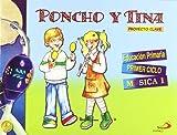 Proyecto Clave, Poncho y Tina, música, 1 Educación Primaria, 1 ciclo