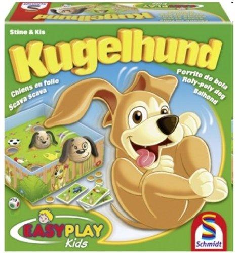Schmidt Spiele 40499 Easy Play for Kids: Kugelhund